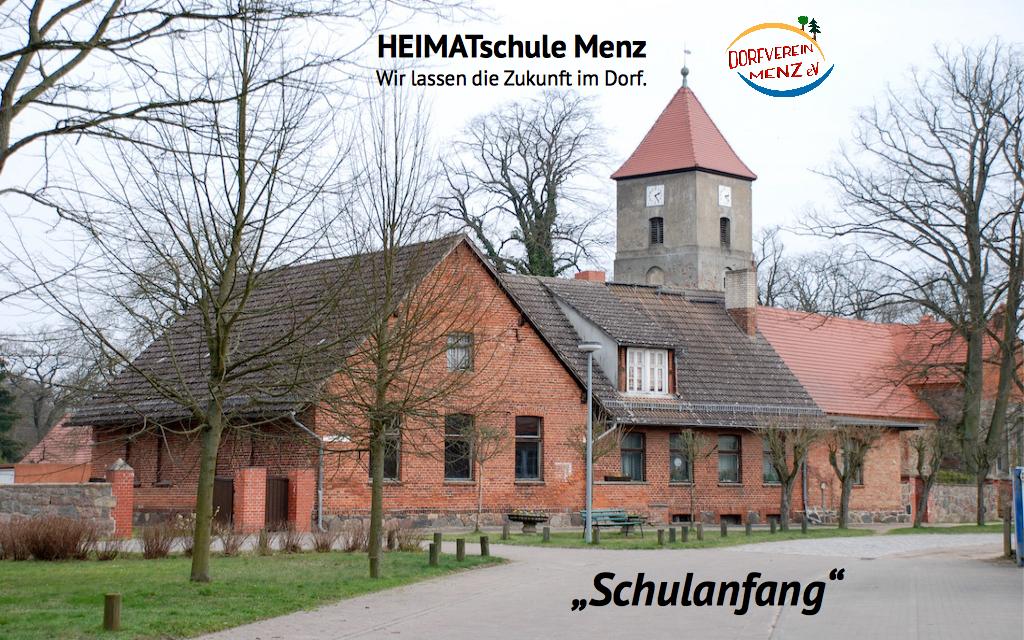 HEIMATschule Menz - Präsentation Titel