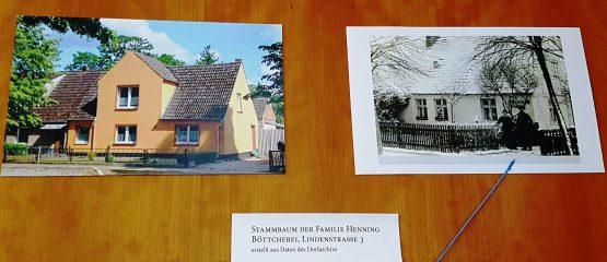 """Fotoausstellung """"Menz-Einst und Jetzt"""""""