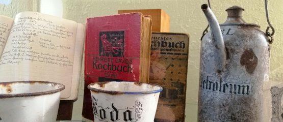 """""""Rund ums Essen"""" – neue Ausstellung in der Heimatschule"""