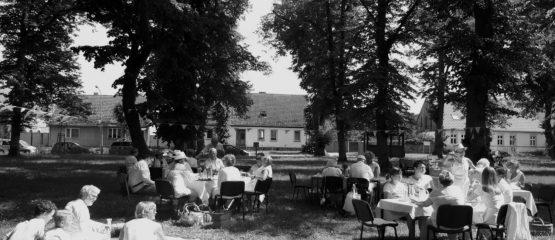 6. Picknick in Weiß  – so war's diesmal!