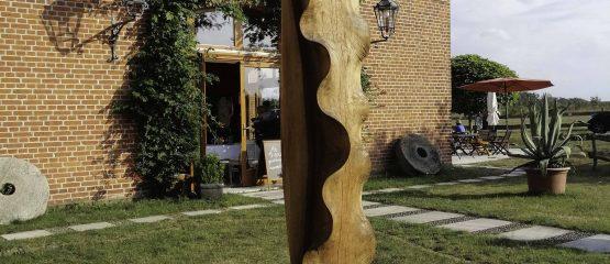 Skulpturenpfad Menz fast fertig!