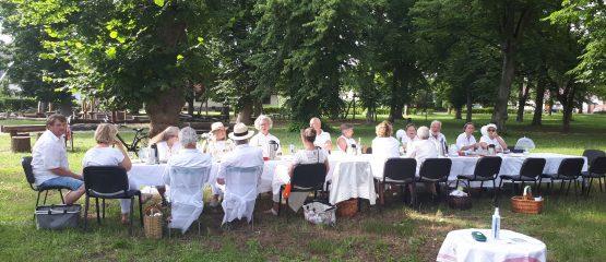 Picknick in Weiß – so war's!