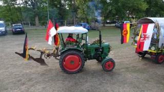 Erntedankfest 2016 in Dollgow